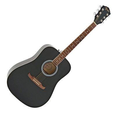 Fender FA 125 Black con custodia