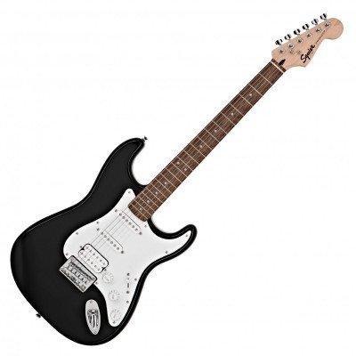 Fender Squier Bullet Stratocaster HT HSS LRL Black