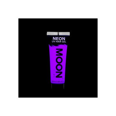 Gel Fluo per Capelli - Purple