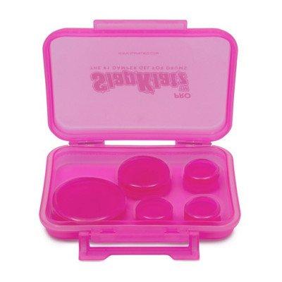 Sordine SlapKlatz Pro, Pink, Set 10 Pezzi + Case