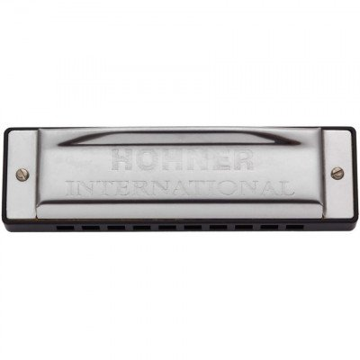 Hohner Silver Star Armonica in C