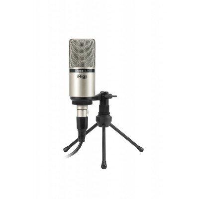 Ik Multimedia iRig Microfono da Studio XLR