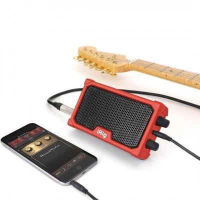 iRig Nano Amp 3W Rosso