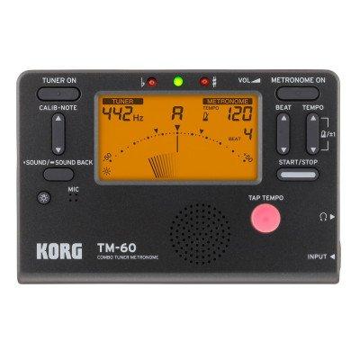 KORG TM60 Combo accordatore e Metronomo