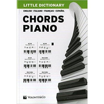 Little Dictionary - Accordi per Piano