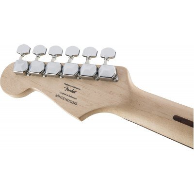 Chitarra elettrica Fender Squier Bullet Stratocaster HT RW Artic White