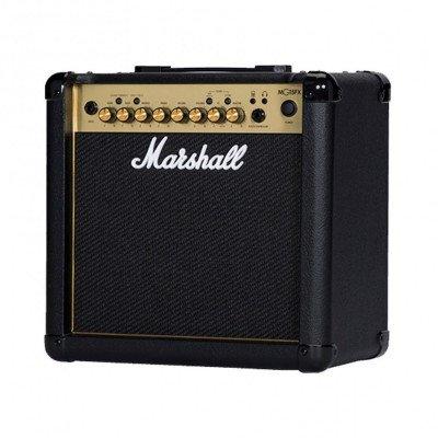 Amplificatore Marshall MG15GFX 15W gold