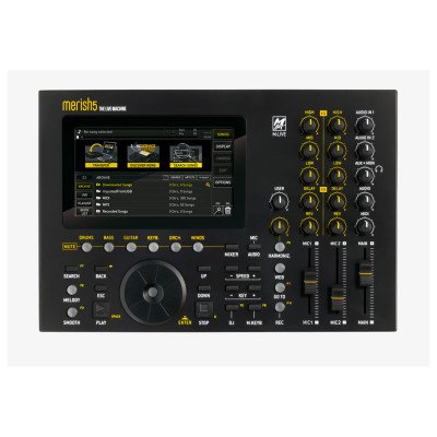 M-Live Merish 5 Workstation Professionale Touch Screen