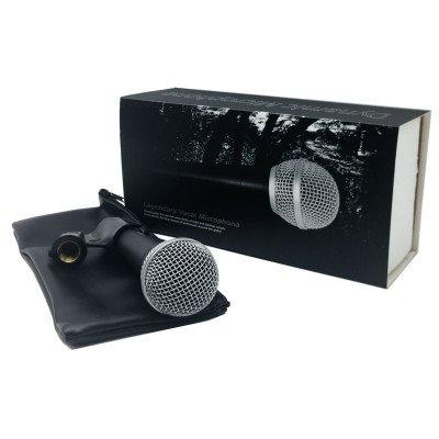 Microfono per Voce STU58 Cobra con Cavo