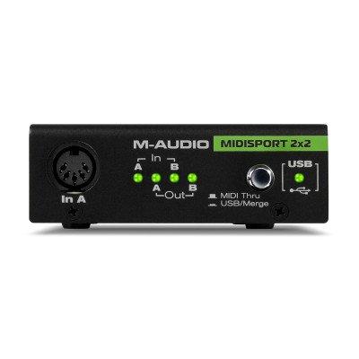 Scheda Audio M-Audio Midisport 2x2 Anniversary Edition