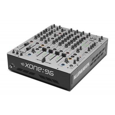 Mixer da Dj Allen & Heath Xone96