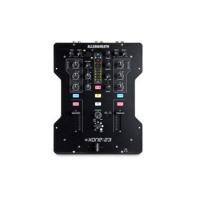 Mixer da Dj Allen & Heath Xone:23