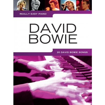 Really Easy Piano: David Bowie
