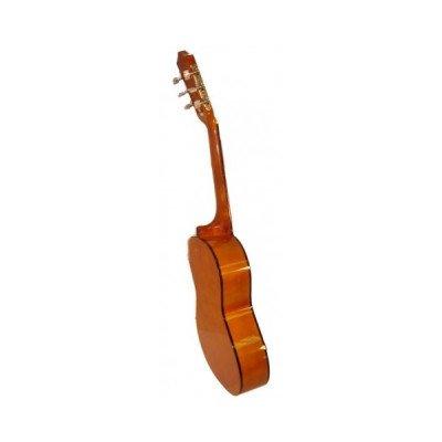 Chitarra Classica OLVEIRA ridotta 1/4 - Tastiera Acero - Manico Catalpa - colore Sunburst