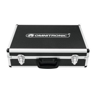 Omnitronic Mic 77-7 LMH Set di Microfoni per Batteria