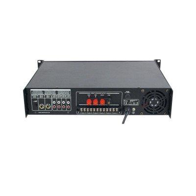 Omnitronic MPVZ-350.6 PA amplificatore 100V a 6 zone