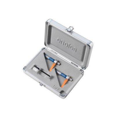 Testina Ortofon Concorde DJ MKII Tween Pack - Case in Alluminio Omaggio