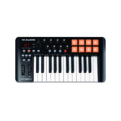 M-Audio Oxygen 25 MK4 Tastiera Controller MIDI/USB
