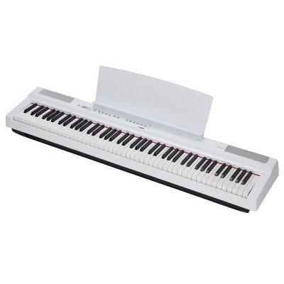Yamaha P125 Pianoforte Digitale Bianco