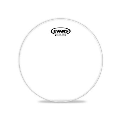 Evans TT10 G1 Genera Resonant Clear per Tom 10""