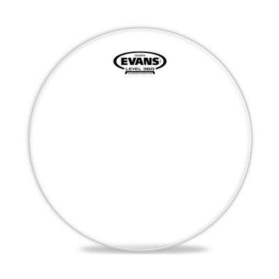 "Evans TT16 G1 Genera Resonant Clear per Tom 16"""