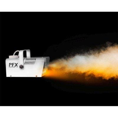 FX 400LED Macchina del Fumo Bianca con Luci Led