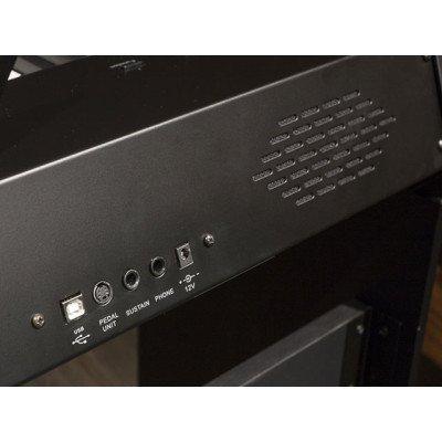 Pianoforte Digitale Bryce EP55 88 tasti con Bluetooth | Black