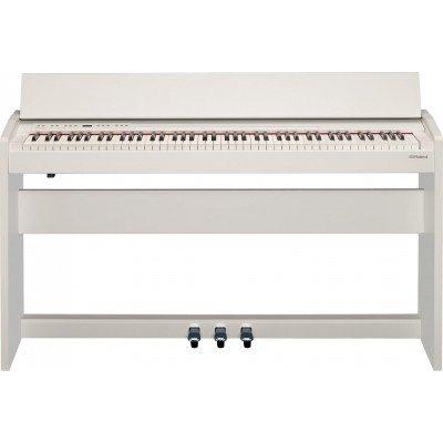 Roland F140R WH Pianoforte Digitale 88 tasti Bianco