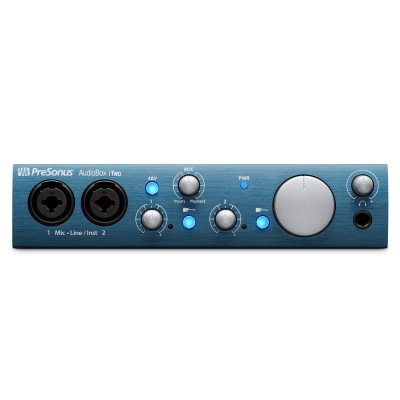 PreSonus AudioBox iTwo Scheda Audio