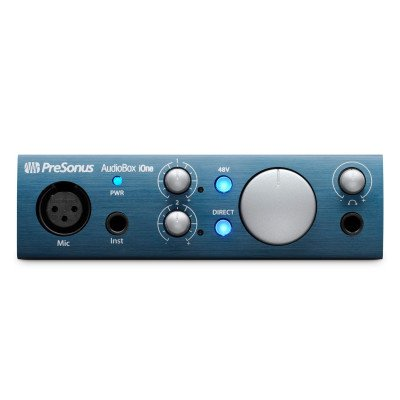PreSonus AudioBox iOne Scheda Audio