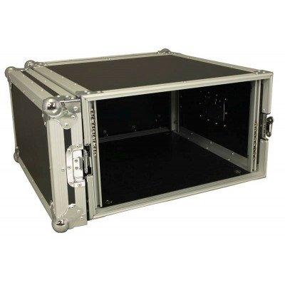 Cobra Rack case 6U  9/10mm plywood. Profondità: 520mm.