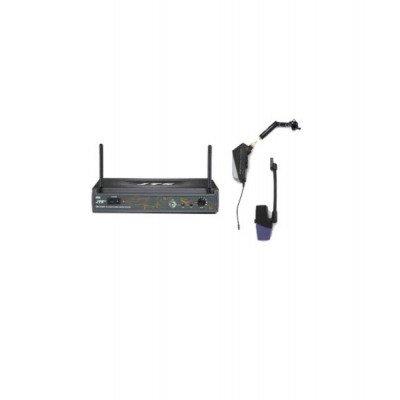 Radiomicrofono strumenti a fiato JTS UR-816D+UT-16GT(WT)+ 508GT