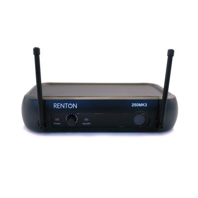 Renton 250 MK3 radiomicrofono gelato wireless