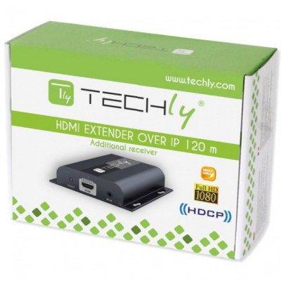 Ricevitore aggiuntivo extender HDMI HDbitT