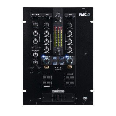 Mixer da Dj Reloop Rmx22i