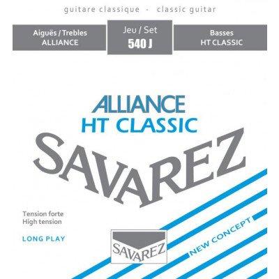 Corde Classica Savarez 540J Tensione Alta