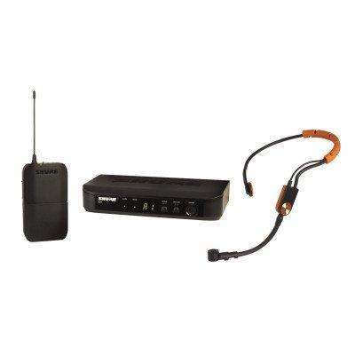 Radiomicrofono Singolo Archetto SHURE BLX14E /SM31 M17 - Capsula SM31 per Fitness e Palestra