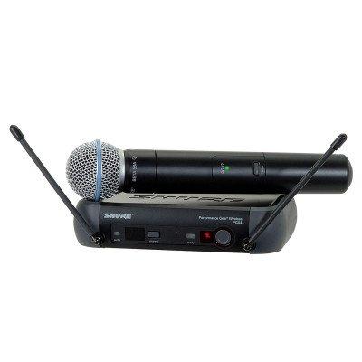 Shure PGX24 con Radiomicrofono BETA 58