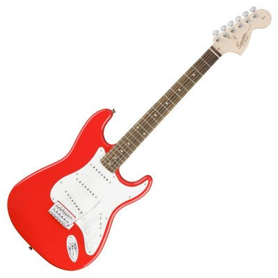 Fender Squier Affinity Stratocaster LRL Race Red