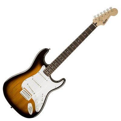 FENDER Squier Bullet Stratocaster Tremolo LRL Brown Sunburst