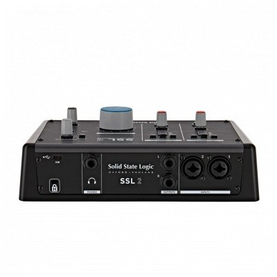SSL 2 Interfaccia Audio USB a 2 Canali