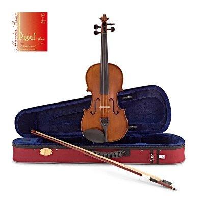 Stentor Student2 Violino 3/4 con custodia - Strumento con set up Liuteria