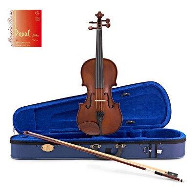 Stentor Student1 Violino 4/4 con custodia - Strumento con set up Liuteria