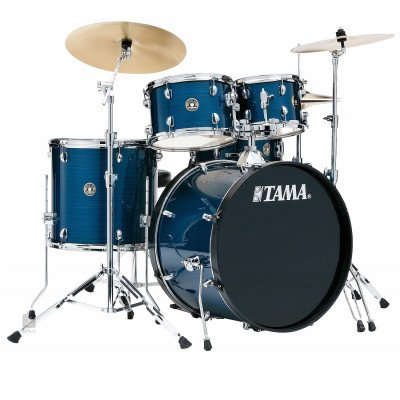 TAMA RM50YH6C HLB Hairline Blue
