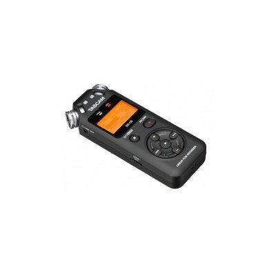 Tascam DR-05 V2 Registratore audio portatile con micro SD 4GB
