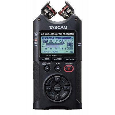 Tascam DR40X registratore digitale palmare stereo