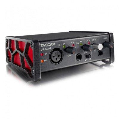Tascam US-1X2 HR Scheda Audio USB
