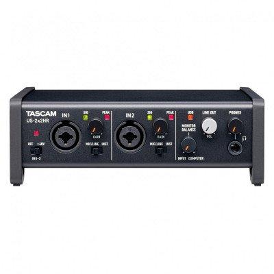 Tascam US 2X2 HR Scheda Audio USB