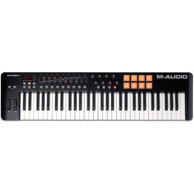 M-Audio Oxygen 61 MK4 - Tastiera Controller MIDI/USB