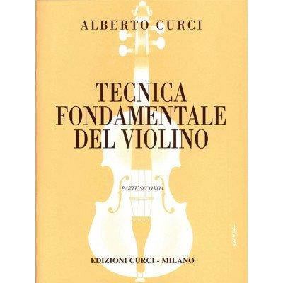 Tecnica Fondamentale Del Violino Seconda Parte